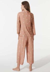 OYSHO - Pyjama bottoms - light pink - 2