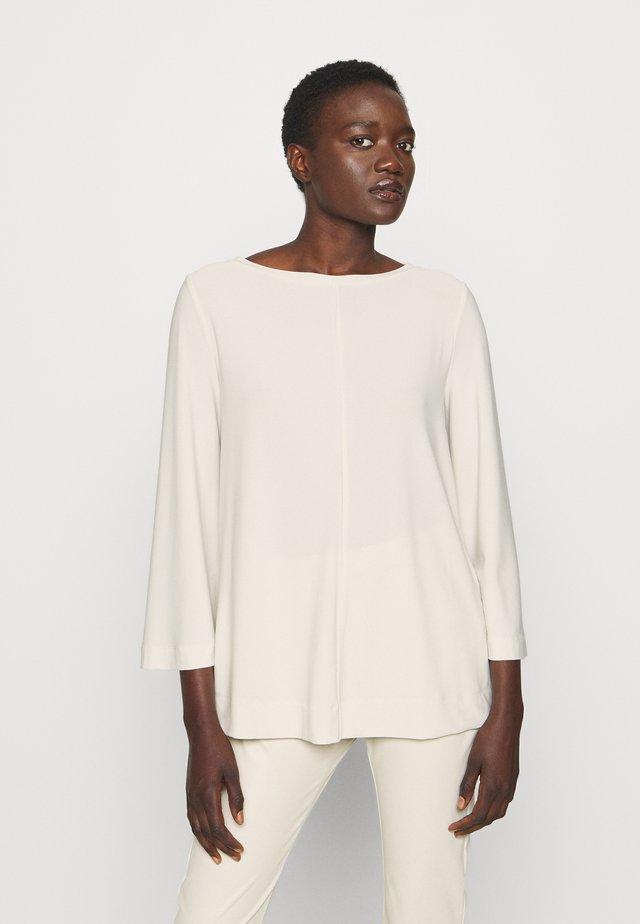 RIVOLO - Long sleeved top - white