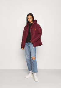 Ellesse - PEJO - Winter jacket - burgundy - 1
