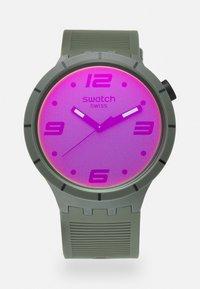 Swatch - FUTURISTIC - Watch - khaki - 0