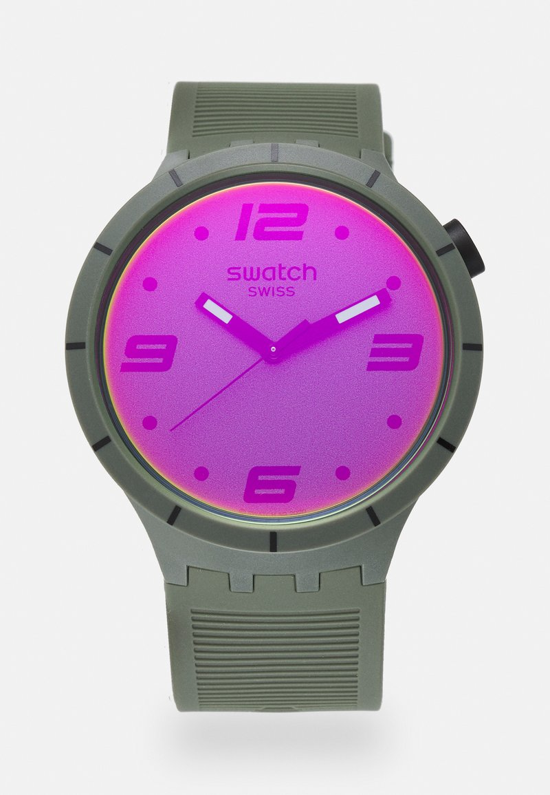 Swatch - FUTURISTIC - Watch - khaki