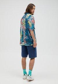 PULL&BEAR - Shirt - blue - 7