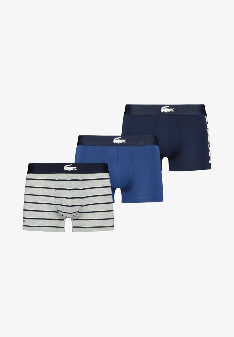 Lacoste - 3 PACK - Underkläder - schwarz