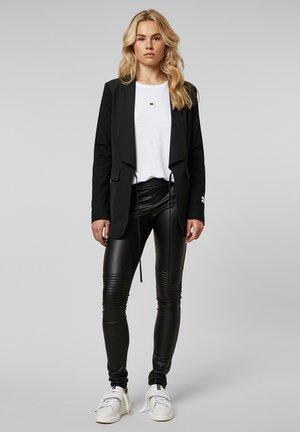 REGULAR FIT STRETCH - Blazer - black