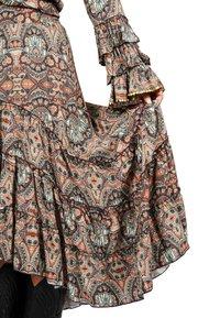Isla Ibiza Bonita - MECA - Pleated skirt - multicoloured - 5