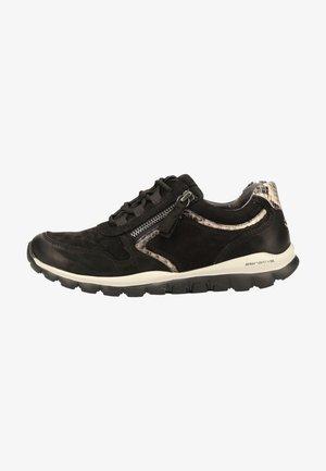 Sneakersy niskie - schwarz/grey 67