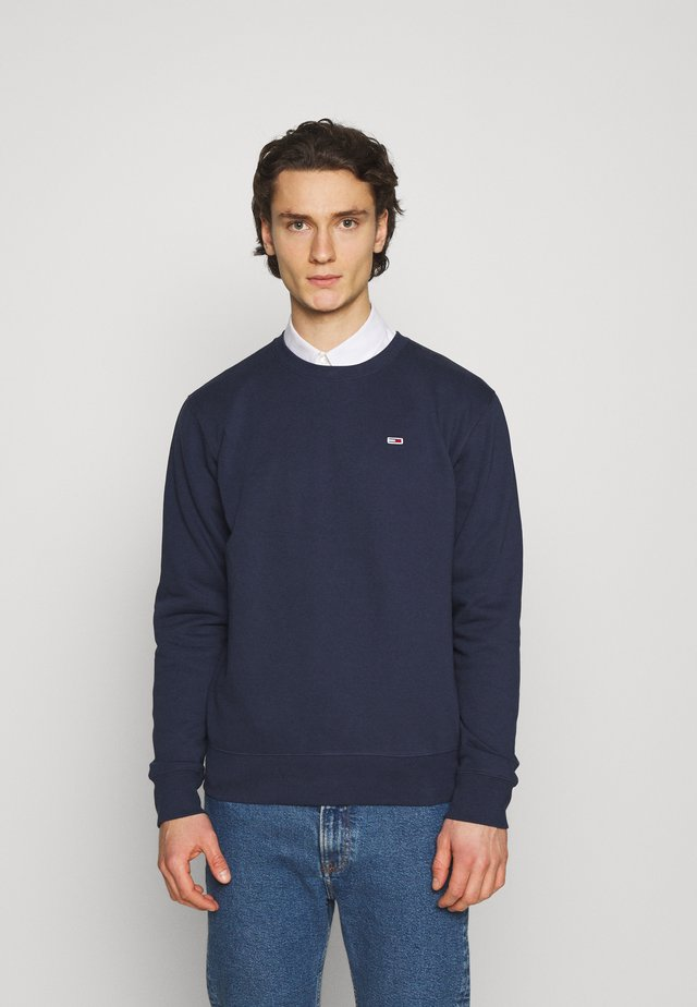 REGULAR C NECK - Sweatshirt - twilight navy