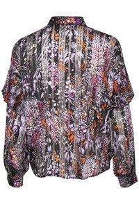 InWear - HILMA - Button-down blouse - purple flowers - 7