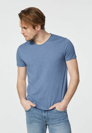 FORGET-ME-NOT  - Basic T-shirt - stone