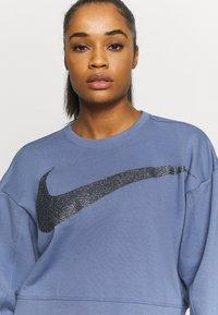 Nike Performance - GET FIT - Sweatshirt - world indigo/black - 3