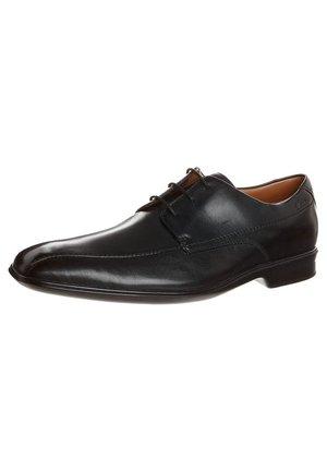 GOYA BAND - Zapatos con cordones - black