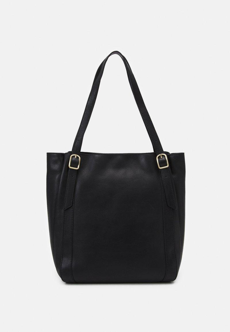 Marks & Spencer London - HERITAGE ELLIE - Tote bag - black