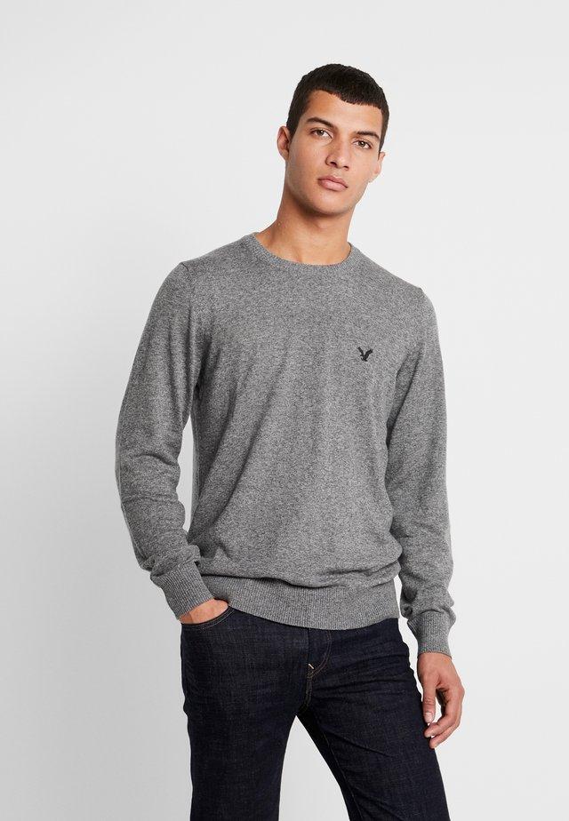 CREW - Jumper - heather gray