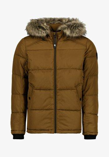 Light jacket - cognac