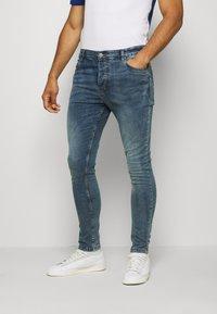 Brave Soul - MADISONCHARC - Jeans Tapered Fit - light blue - 0