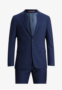 SLIM FIT SUIT - Suit - blue