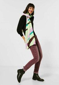 Street One - Straight leg jeans - rot - 1