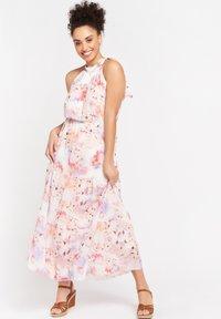 LolaLiza - Maxi dress - nude - 0
