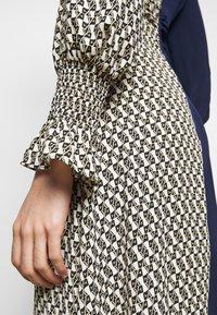 Diane von Furstenberg - MICHELLE - Day dress - ivory/navy - 5