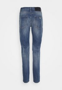 Emporio Armani - Slim fit jeans - blue denim - 1