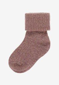 Name it - 6PACK  - Socks - marron - 2