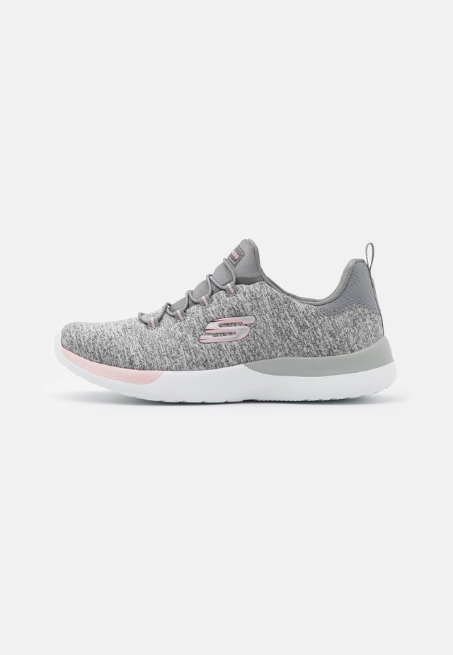 DYNAMIGHT - Matalavartiset tennarit - gray/light pink