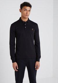 Polo Ralph Lauren - PIMA KNT - Polo shirt - black - 0