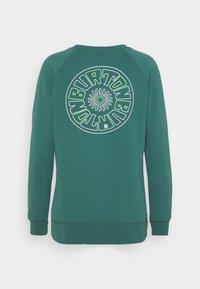 Burton - KEELER CREW - Sweatshirt - antique green - 1
