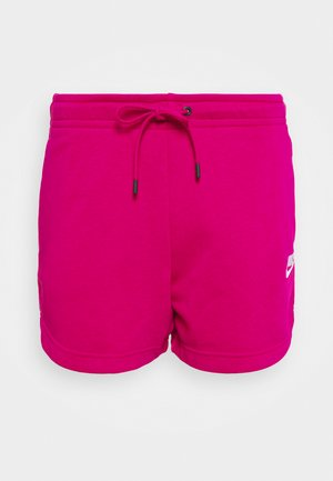 Shorts - fireberry/white
