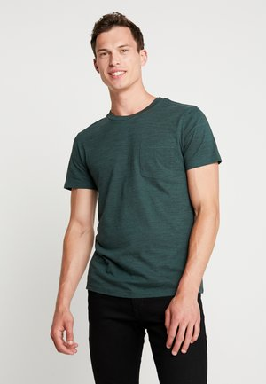 NOS  - Basic T-shirt - dark gable green