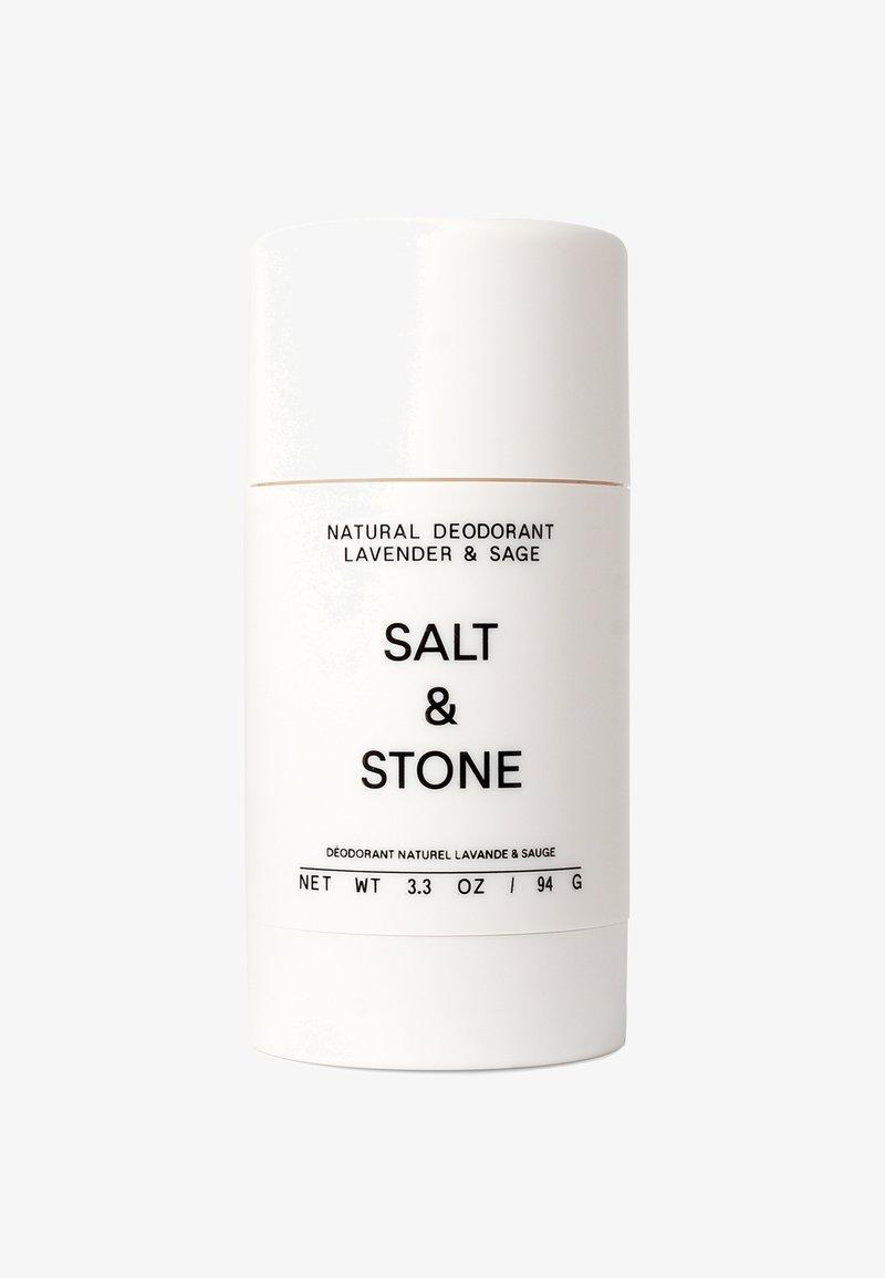 Salt & Stone - DEODORANT - Deodorant - -