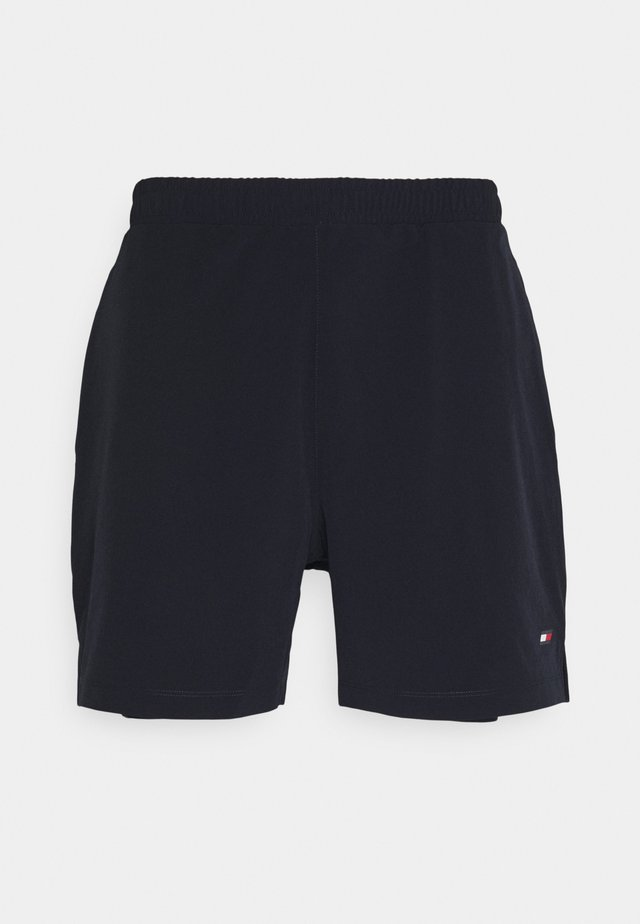 TRAINING SHORT - Short de sport - blue