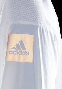 adidas Performance - MYSHELTER WIND.RDY PARKA - Parka - white - 10