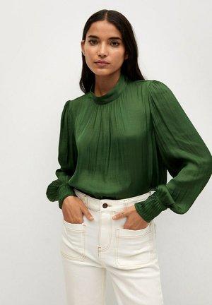 SATU-A - Blouse - grønn