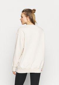 ARKET - Sweatshirt - white dusty - 2