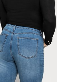 Cotton On Curve - ADRIANA - Jeans Skinny Fit - boston blue - 4
