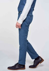 MDB IMPECCABLE - Suit trousers - blue - 3