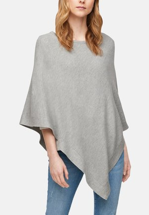 Cape - grey melange