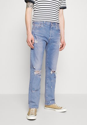501® BIRTHDAY '93 STRAIGHT - Jeans Straight Leg - blue eyes