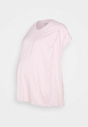 NURSING - Basic T-shirt - pink