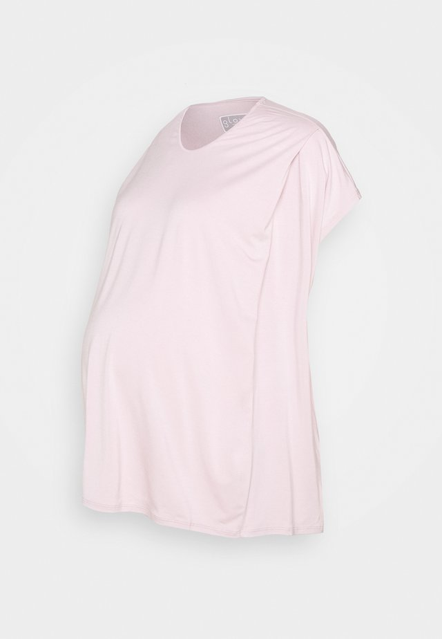 NURSING - Basic T-shirt - pink