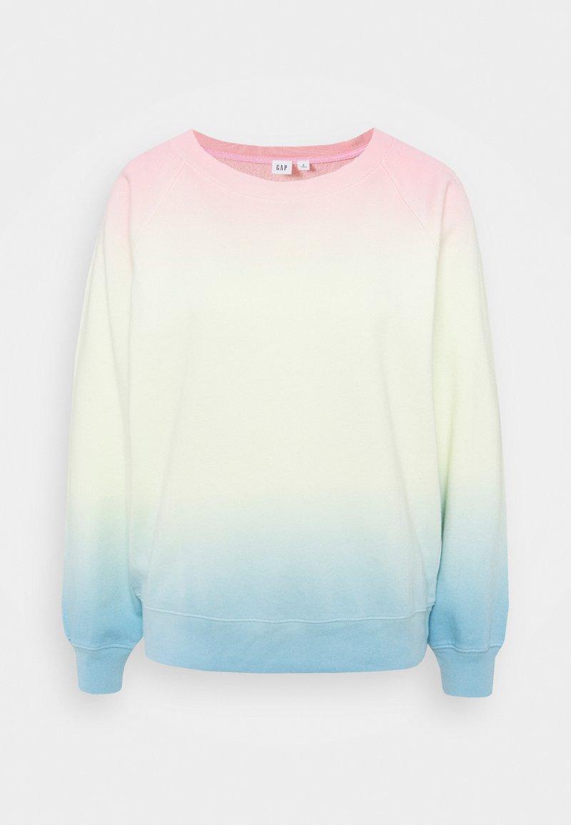 GAP - RAGLAN - Sweatshirt - classic ombre pink