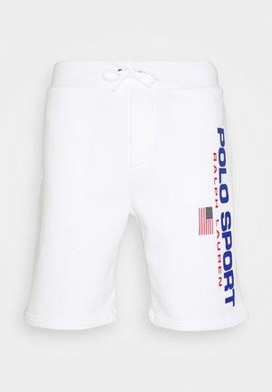 Træningsbukser - white