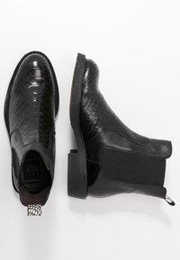 Billi Bi - Classic ankle boots - black - 3