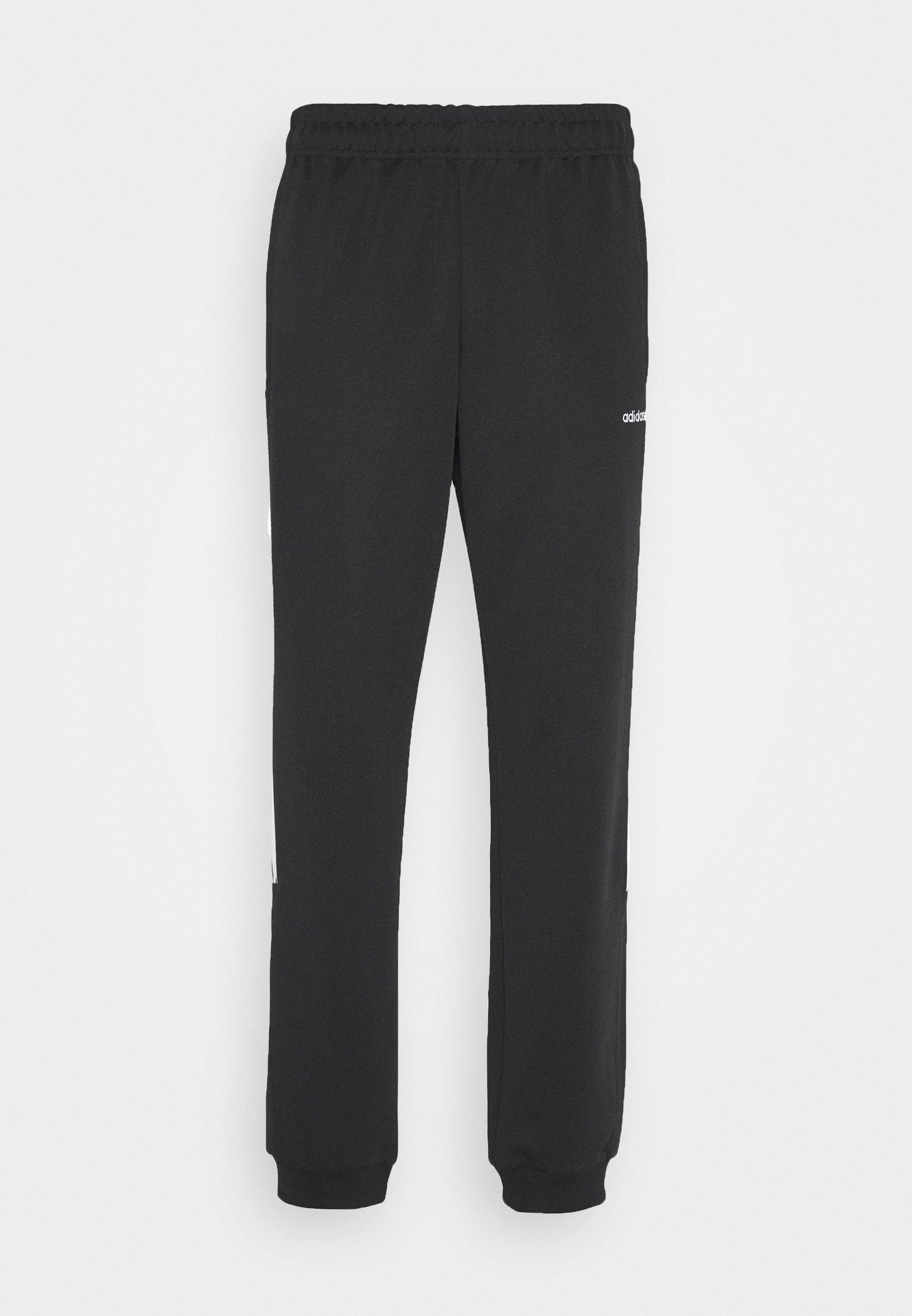 Adidas Originals Classics - Spodnie Treningowe Black/white