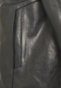 Replay - JACKET - Leather jacket - black - 2