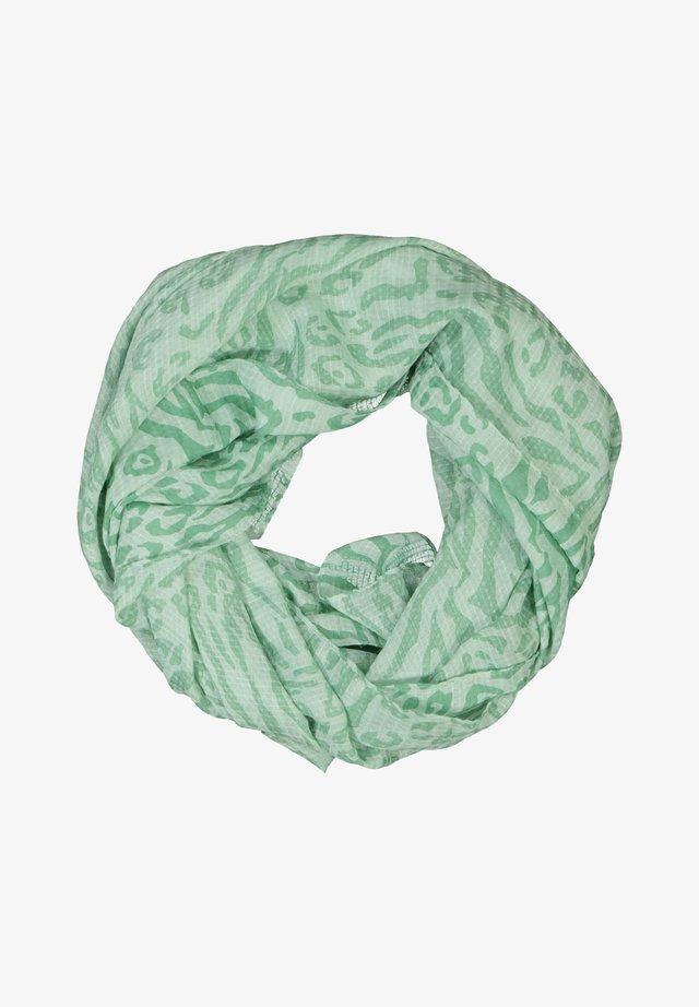 Sjaal - mintgrün