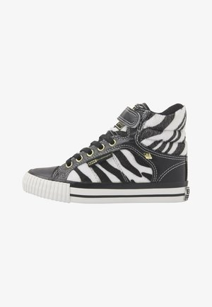 ATOLL - Trainers - zebra/black