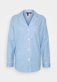 Lauren Ralph Lauren - LONG - Pyjama set - blue - 1