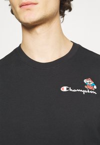 Champion Rochester - CREWNECK X NINTENDO - Sweatshirt - black - 5